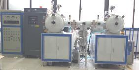 水冷铜坩埚悬浮熔炼/熔铸系统