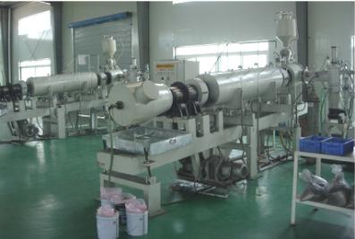 整体旋转式真空晶化&热处理系统 (国内外首创,自主产权)