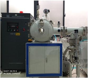 真空纤维熔渗淬火设备 (国内首创、自主产权)